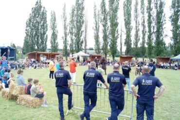 Les «Ambulance PETIT» assurent l'assistance médicale sur le tournoi Ovalix, organisé par le Rugby Olympic Cambrai.