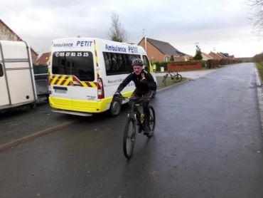 «Ambulance Petit» ont assuré l'assistance médicale sur la Roul'Patate
